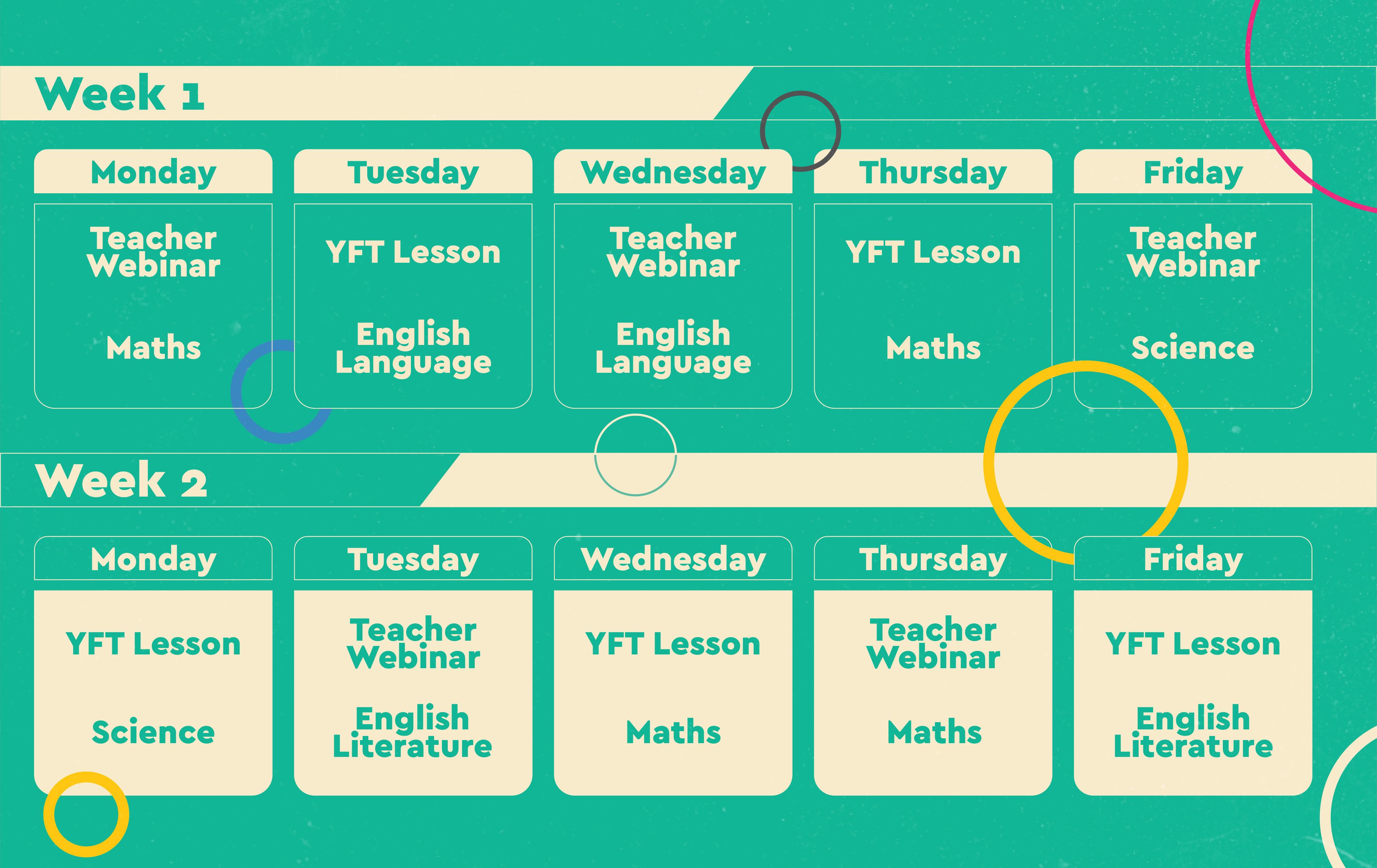 Summer-school-timetable